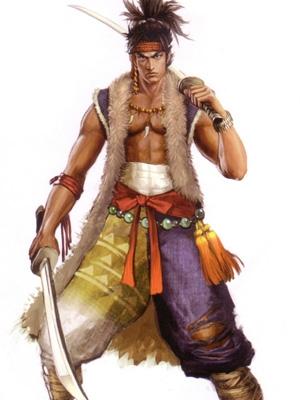 Miyamoto Musashi (Samurai Warriors)