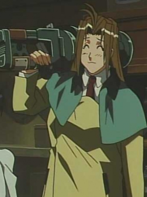 Milly Thompson wig from Trigun