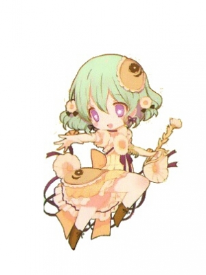 Kiku Yakumo wig from Magical Girl Raising Project