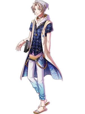 Castor (Yume 100 Princes)