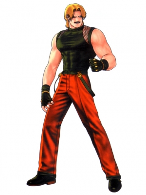 Rugal Bernstein wig from The King of Fighters
