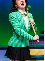 Heather Duke wig from Heathers: The Musical
