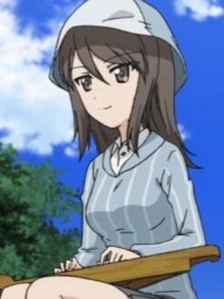 Mika (Girls und Panzer)