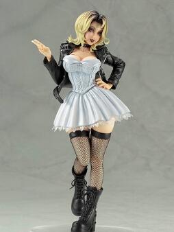 Tiffany Lee Ray wig from Bride of Chucky