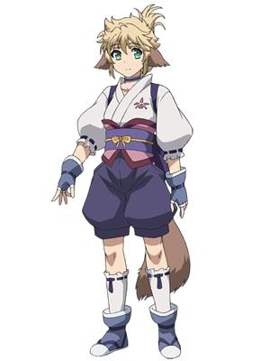 Kiuru (Utawarerumono: Itsuwari no Kamen)