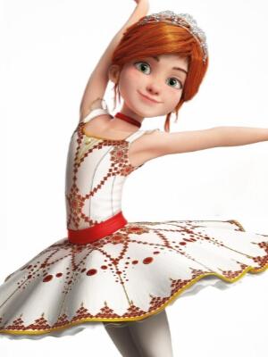 Felicie Milliner wig from Ballerina