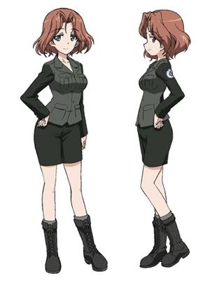 Azumi (Girls und panzer)