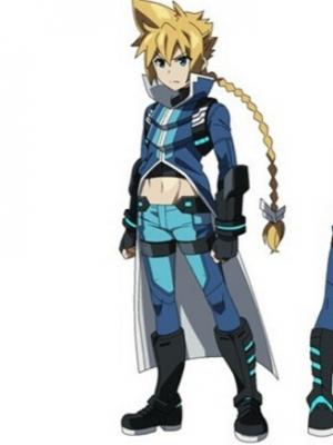 Gunvolt (The Azure Striker)