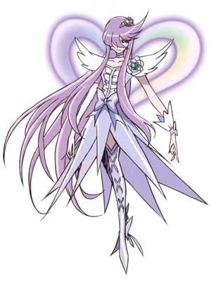 Cure Moonlight wig from HeartCatch PreCure!