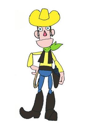 Johnny (Yoru wa Mijikashi Arukeyo Otome)