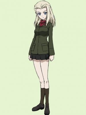 Klara (Girls und Panzer)