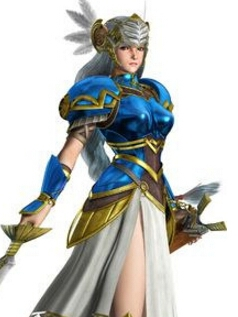 Lenneth Valkyrie wig from Valkyrie Profile