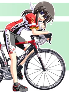 Saki Takamiya perruque De Long Riders!