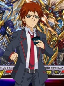 Naoki Ishida wig from Cardfight!! Vanguard G: Gears Crisis-hen