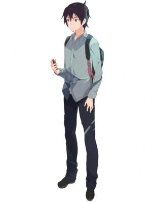 Nanashi (Akiba's Trip)
