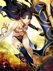 Ishtar wig from Fate Stay Night