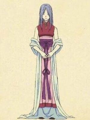 Asagi (Natsume's Book of Friends)