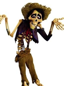 Héctor wig from Coco (2017 film)