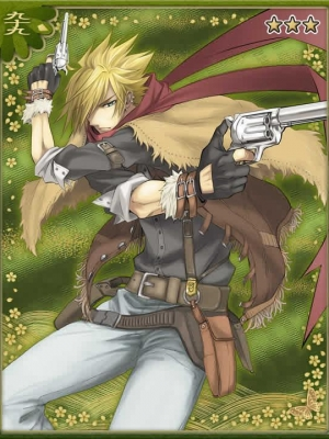 Pearce (Ayakashi Ghost Guild)