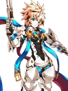 Prince Seiker wig from Elsword