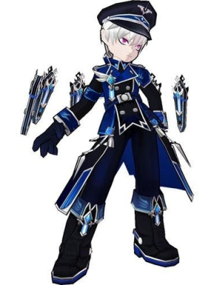 Edward Grenore wig from Elsword