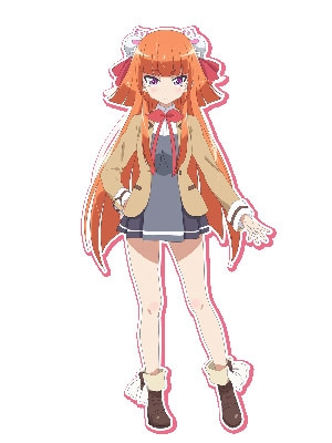 Yayoi Tachibana wig from Luck and Logic
