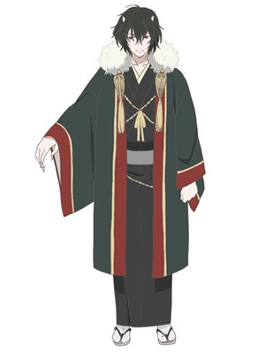 Oudanna wig from Kakuriyo no Yadomeshi