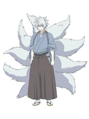 Ginji (Kakuriyo no Yadomeshi)