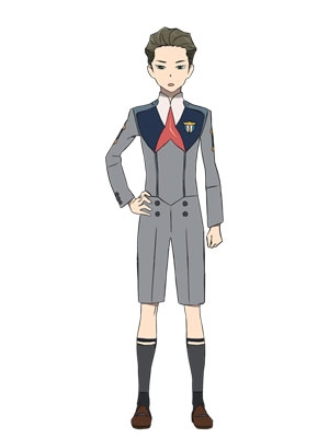 Code:326 가발 from Darling in the Franxx