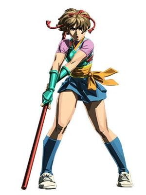 Nanase (Street Fighter)
