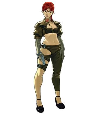 Sharon (Street Fighter)
