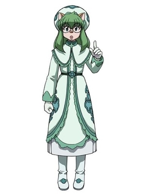 Cheadle Yorkshire wig from Hunter X Hunter