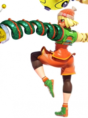Min Min wig from ARMS