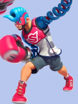 Spring Man wig from ARMS