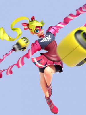Ribbon Girl wig from ARMS