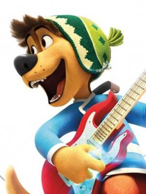 Bodi peluca de Rock Dog