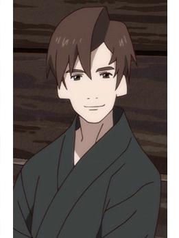 Shoujirou Nanzenji wig from The Eccentric Family