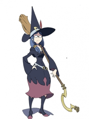 Ursula Callistis wig from Little Witch Academia
