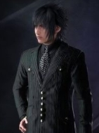 Royal Raiment wig from Final Fantasy XV