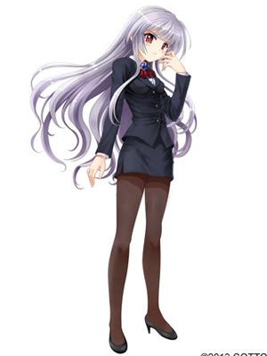 Mari Chigasaki wig from Futagoza no Paradox
