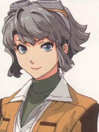 Grace Lynn wig from The Legend of Heroes