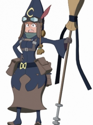 Nelson (Little Witch Academia)
