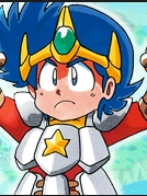 Shion peluca de Wonder boy in monster world