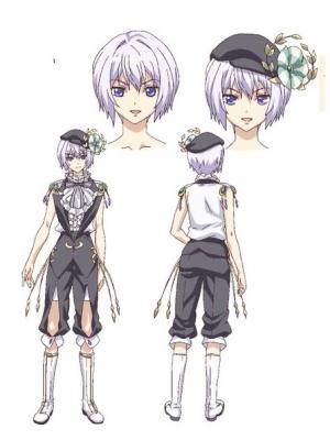 Asagi Kamijou wig from Trick or Alice