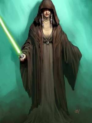 Kreia (Star Wars: Knights of the Old Republic II - The Sith Lord