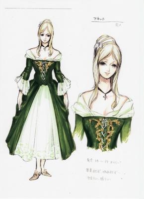 Annette (Castlevania)
