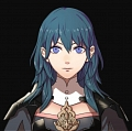 Byleth wig from Fire Emblem Three Houses