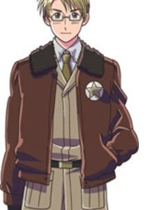 Alfred F Jones wig from Axis Powers Hetalia