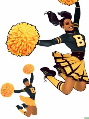 Bumblebee peluca de Los Jóvenes Titanes