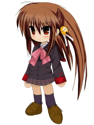 Rin Natsume wig from Little Busters!
